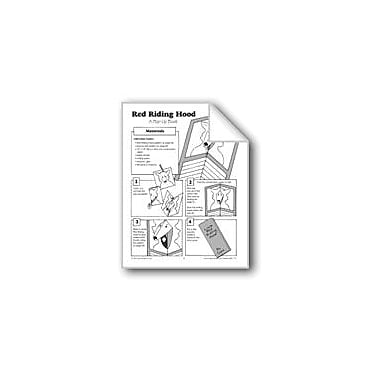 Evan-Moor Educational Publishers Pop-Up Book - Red Riding Hood Workbook, Grade 1 - Grade 6 [eBook]