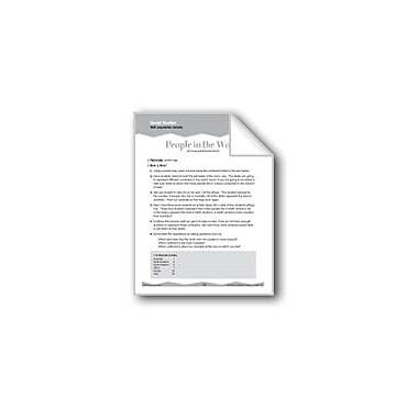 Evan-Moor Educational Publishers Population Density And Continents (Ten-Minute Activities) Workbook, Grade 1 - Grade 3 [eBook]