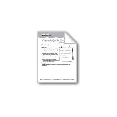 Evan-Moor Educational Publishers Sequencing Events (Ten-Minute Activities) Workbook, Grade 4 - Grade 6 [eBook]
