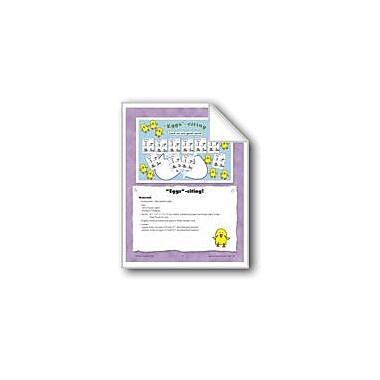 Evan-Moor Educational Publishers 'Eggs'-Citing (Bulletin Boards) Workbook, Kindergarten - Grade 6 [eBook]