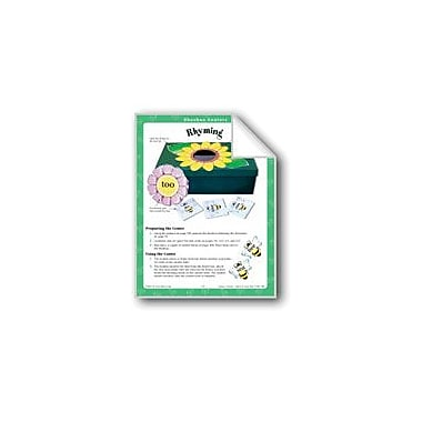 Evan-Moor Educational Publishers Rhyming (Shoebox Center) Workbook, Grade 1 - Grade 3 [eBook]