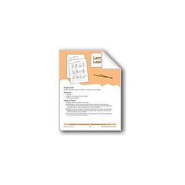Evan-Moor Educational Publishers Larry's Leaves Workbook, Grade 1 - Grade 3 [eBook]