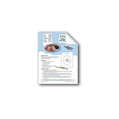 Evan-Moor Educational Publishers A Cookie: Using My Five Senses Workbook, Grade 1 - Grade 3 [eBook]