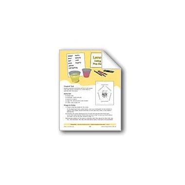 Evan-Moor Educational Publishers Lemonade: Using My Five Senses Workbook, Grade 1 - Grade 3 [eBook]