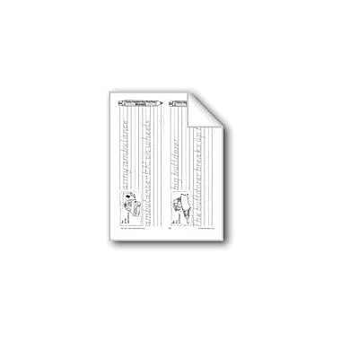 Evan-Moor Educational Publishers Vehicles Alphabet A-F (Week 33) Workbook, Kindergarten - Grade 3 [eBook]