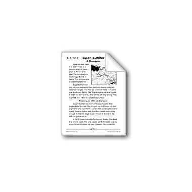 Evan-Moor Educational Publishers Susan Butcher Workbook, Grade 1 - Grade 2 [eBook]