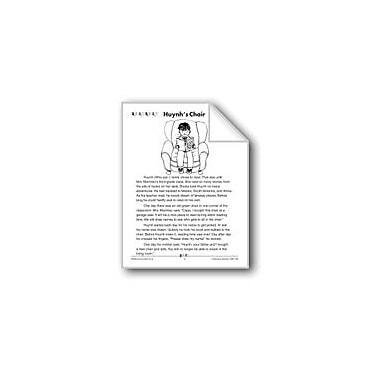 Evan-Moor Educational Publishers Huynh's Chair Workbook, Grade 2 - Grade 3 [eBook]