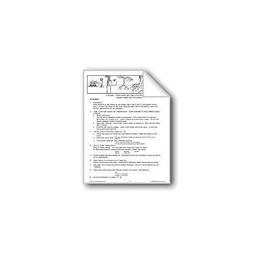Evan-Moor Educational Publishers Leaves Workbook, Kindergarten - Grade 1 [eBook]