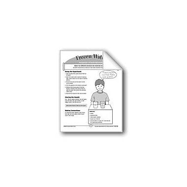 Evan-Moor Educational Publishers Frozen Water (Properties Of Earth Materials) Workbook, Kindergarten - Grade 2 [eBook]