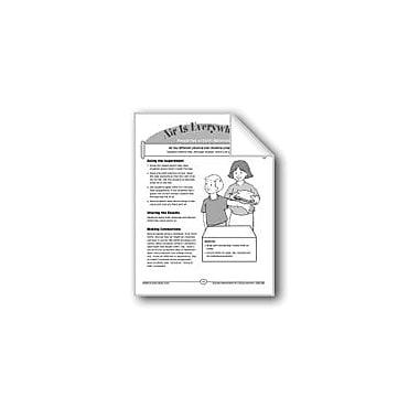 Evan-Moor Educational Publishers Air Is Everywhere (Properties Of Earth Materials) Workbook, Kindergarten - Grade 2 [eBook]