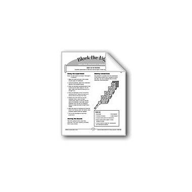 Evan-Moor Educational Publishers Block The Light (Light, Heat, Electricity, & Magnetism) Workbook [eBook]