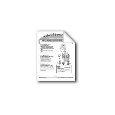 Evan-Moor Educational Publishers Colorful Carnations (Characteristics Of Organisms) Workbook, Kindergarten - Grade 2 [eBook]