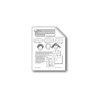 Evan-Moor Educational Publishers Animals Are Living Things. Workbook, Kindergarten - Grade 1 [eBook]