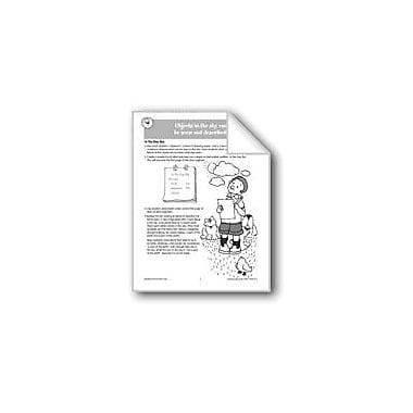 Evan-Moor Educational Publishers Objects In The Sky Can Be Seen And Described Workbook, Kindergarten - Grade 1 [eBook]