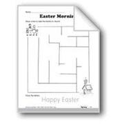 Evan-Moor Educational Publishers Easter Activities Workbook, Preschool - Kindergarten [eBook]