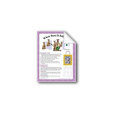Evan-Moor Educational Publishers Where Does It Belong? (Word Families) Workbook, Kindergarten - Grade 1 [eBook]