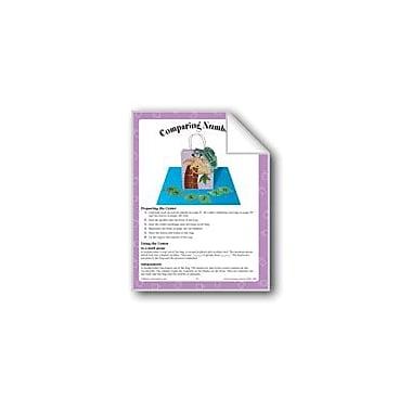 Evan-Moor Educational Publishers Giraffe--Comparing Numbers Workbook, Preschool - Kindergarten [eBook]