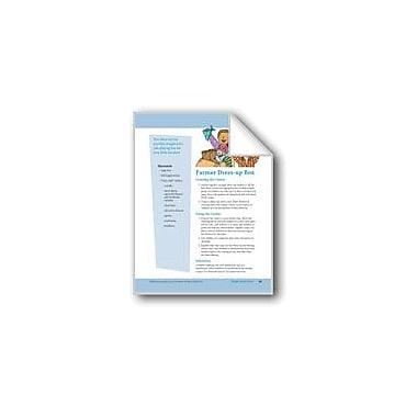Evan-Moor Educational Publishers People On The Farm: Center Activity Workbook, Preschool - Kindergarten [eBook]