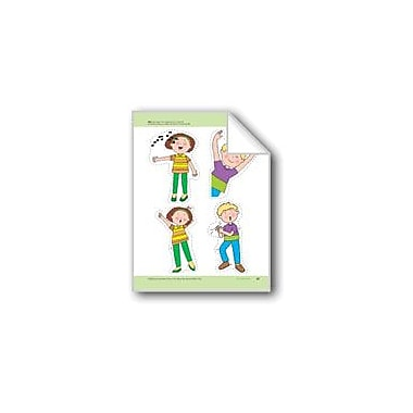 Evan-Moor Educational Publishers All About Me: Storyboard Pieces Workbook, Preschool - Kindergarten [eBook]