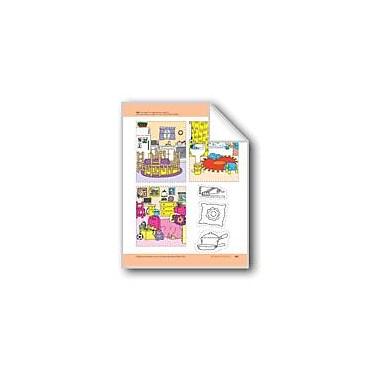 Evan-Moor Educational Publishers All About My Home: Storyboard Pieces Workbook, Preschool - Kindergarten [eBook]