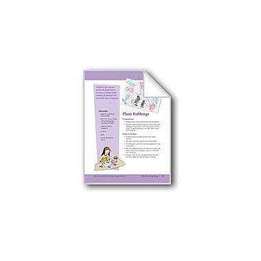 Evan-Moor Educational Publishers Plants Are Living Things: Art And Cooking Activities Workbook, Preschool - Kindergarten [eBook]