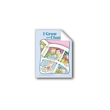 Evan-Moor Educational Publishers I Grow And Change: Circle-Time Book Workbook, Preschool - Kindergarten [eBook]