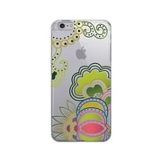OTM Clear Phone Case, Paisley Green - iPhone 6 Plus