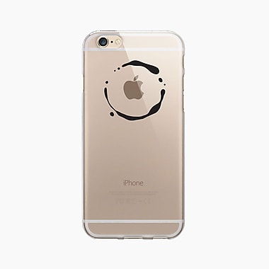 OTM Prints Clear Phone Case, Water Ring - iPhone 6 Plus