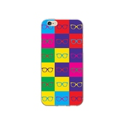 OTM Prints Clear Phone Case, Too Cool for School - iPhone 6/6S
