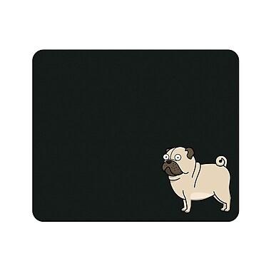 OTM Essentials Mouse Pad, Bug Eyed Pug (OP-MPV1BM-Z007A)