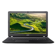 "Acer® Aspire ES1-533-C72X 15.6"" Notebook, LCD, Intel Celeron N3350 1.1 GHz, 500GB, 4GB, Win 10 Home, Black"