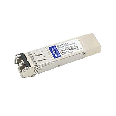 AddOn® LC 10GBase-SR SFP+ Network Transceiver, 10 Gbps (WG8583-AOK)