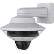 AXIS® Q6000-E Mk II Wired Network Surveillance Camera, PTZ, White/Black