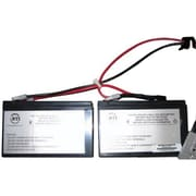 BTI™ 12 VDC UPS Replacement Battery Cartridge for APC SU700RM2U/SUA750RM2U UPS (RBC22-SLA22-BTI)