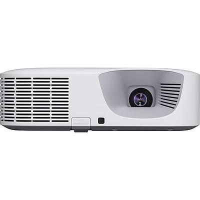 Casio® Core 3000 Lumens WXGA DLP Projector, White (XJ-V100W)