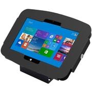 Compulocks® MacLocks Space Surface Tablet Enclosure Kiosk, Black (101B540GEB)