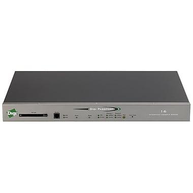 Digi® Passport® 16 Port Integrated Console Server, Gray (70002260)