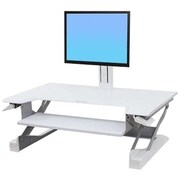 "Ergotron® 97-935-062 24"" WorkFit Single LD Monitor Kit"