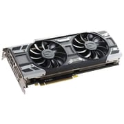 EVGA® 08G-P4-6181-KR NVIDIA GeForce GTX 1080 256-Bit GDDR5X PCIe 3.0 x16 8GB Graphic Card