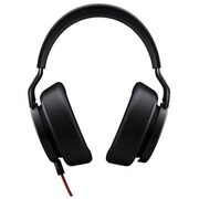 Jabra® 100-55810000-02 Vega Over-the-Head Headphones with Microphone, Black