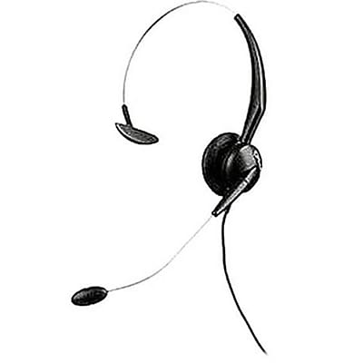 Jabra® GSA Pro 9470 Wireless Over-the-Head Noise Blackout Headset with Dual Microphone, Black (GSA9470-66-904-105)
