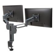 "Kensington® K60273WW 24"" SmartFit Dual Monitor Arm Mount"