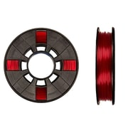 Makerbot® MP05763B Translucent Red Small Spool 3D Printer PLA Filament for Replicator 2/Replicator Mini/Replicator Z18