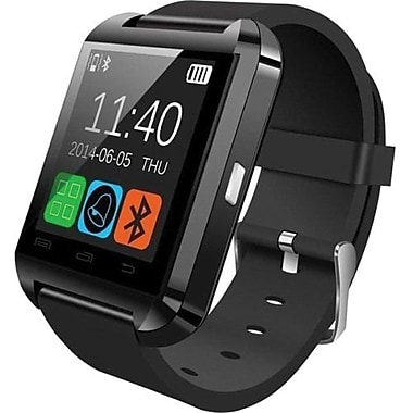 Myepads Bluetooth Smart Watch, Black