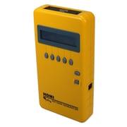 QVS® Portable HDMI Video Pattern Generator, Yellow (VPG-H)
