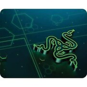 "Razer™ Goliathus Rubber Base 0.1"" x 10.6"" Mobile Edition Black/Green Small Mouse Pad, RZ02-01820200-R3U1"