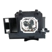 V7® Replacement Lamp for NEC NP15LP Projector, Black (NP15LP-V7®-1N)