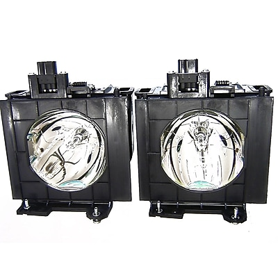V7 VPL1721-1N Dual Replacement Projector Lamp For