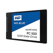 "WD® Blue™ 250GB 2.5"" SATA/600 Internal Solid State Drive (WDS250G1B0A)"