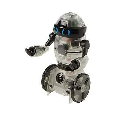 Wowwee™ Remote Control Mini Build Up MiP Robot, White/Black (787)